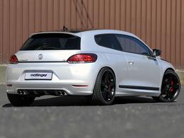 Volkswagen Sirocco Oettinger : prometteur