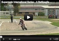 Supermotard, championnat international d'Italie 2012, round 2: la vidéo
