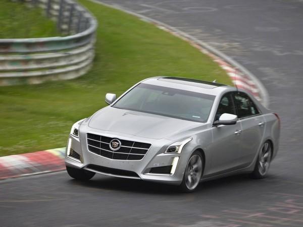 Ring Folies en vidéo : la Cadillac CTS-Vsport en 8'14''
