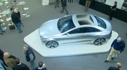 Découvrez le Concept hybride Mercedes F800 Style en vidéo