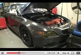 Réveil Auto - Turner Motorsport s'attaque aux 24h de Daytona avec une BMW M6 très particulière