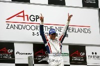 A1GP à Zandvoort: La France revient de loin!