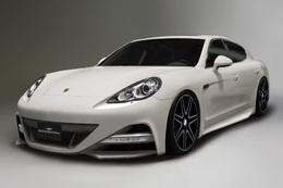Porsche Panamera par Wald : encore virtuelle