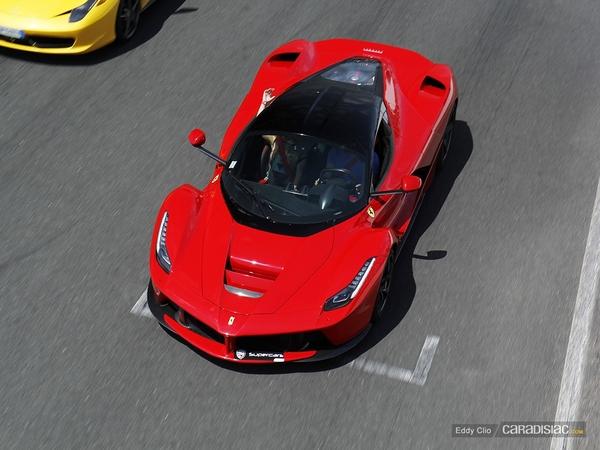 Photos du jour : Ferrari LaFerrari (Sport&Collection)