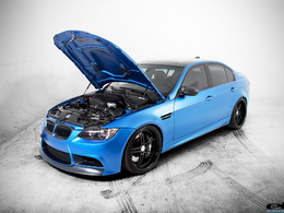 BMW M3 E90 EAS, look flashy et plus de 600 chevaux