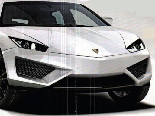 Lamborghini: un SUV mais pas avant 2017!