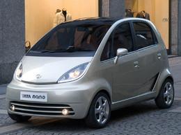 (Actu de l'éco #59) La Tata Nano en Europe en 2013?