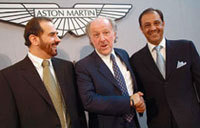 Aston Martin: les koweitiens revendent leurs parts !
