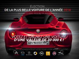 Plus Belle Voiture de l'année : les françaises à la trappe avant la finale