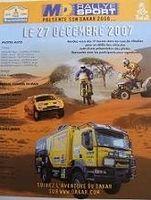 Présentation du Team MD Rallye Sport prêt pour le Dakar.