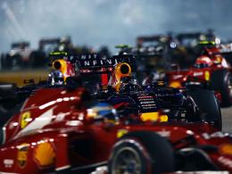 F1 : une faille du réglement autorise les motoristes à développer leur V6 hybride