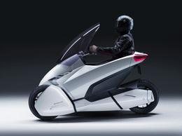 Salon de Genève 2010 : le nouveau Concept Honda 3R-C