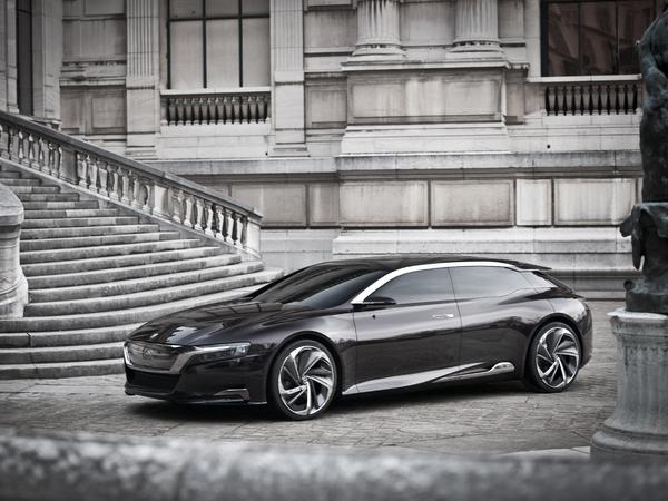 Pékin 2012 : concept Citroën Numéro 9, la gamme DS s'étoffe