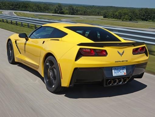 La future Chevrolet Corvette Z06 se prépare