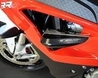 Top Block: kit de protection et support de plaque pour BMW S 1000 RR (2012)