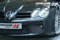 Expression Motorsport : Un SL look SLR..