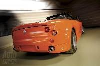 Future MG SV-R WRC: pas qu'une question de droit