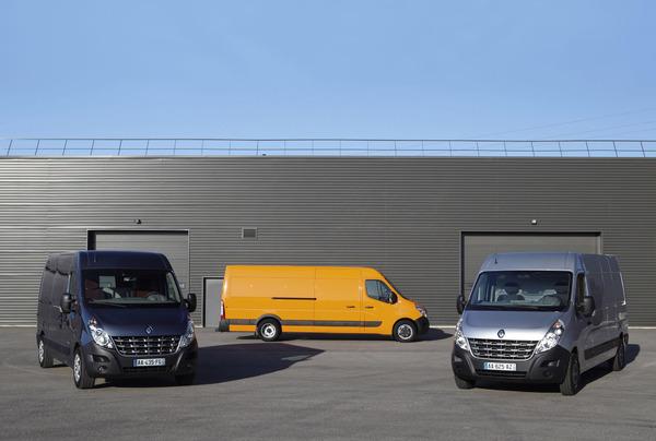 Nouveau Renault Master: Fort en gueule