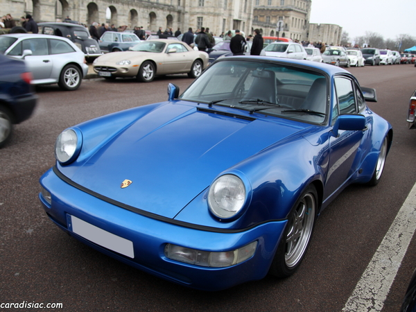 Photos du jour : Porsche 911