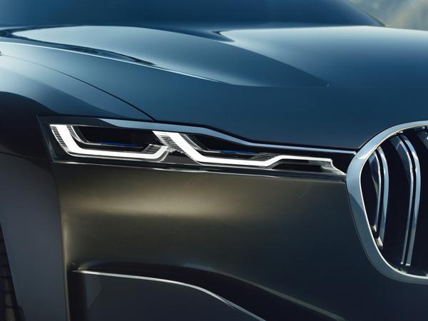 BMW pourrait s'attaquer à la Mercedes Classe S Maybach en 2017