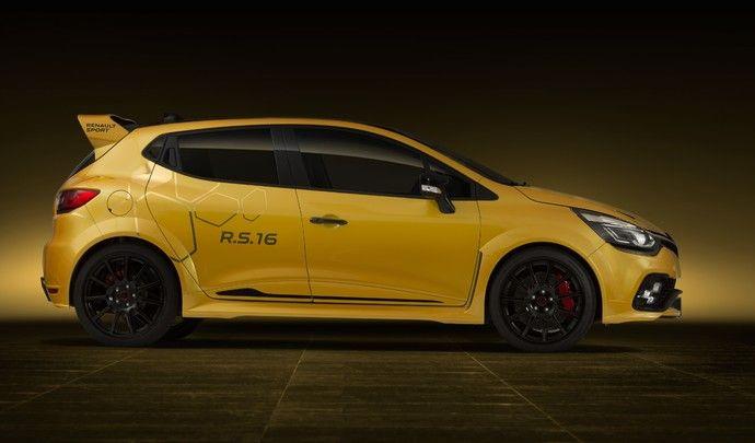 Info Caradisiac - Renault ne produira pas la Clio RS 16