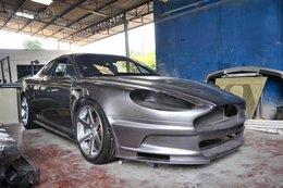 Réduction des coûts pour James Bond : Opel Calibra DBS