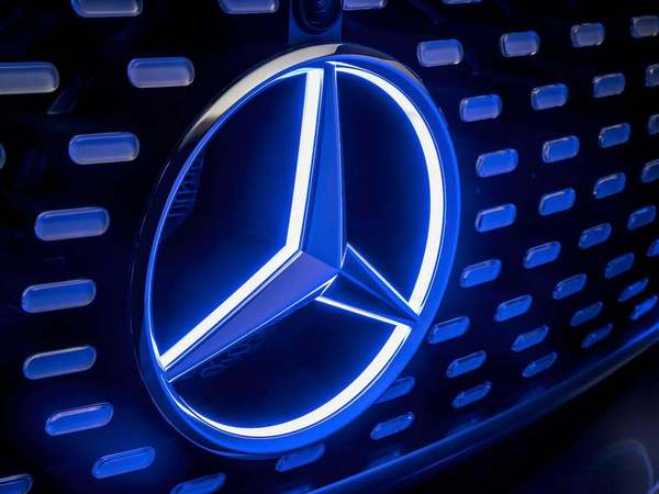 Mercedes poursuit le teasing de son concept-car autonome