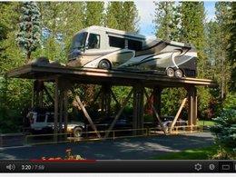 [vidéo] Le garage le plus fou du monde ...