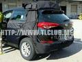 Le futur Hyundai ix35 surpris sur un parking coréen