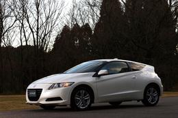 La nouvelle Honda CR-Z hybride commercialisée au Japon demain !