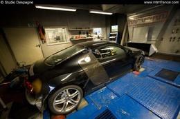 Audi R8-R MTM, bye bye transmission intégrale et bonjour compresseur