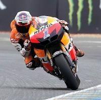 Moto GP - France L.2: Pas de coup de mou pour Stoner