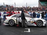 DTM au Mans: Victoire d'Ekstrom, Prémat 3ème !