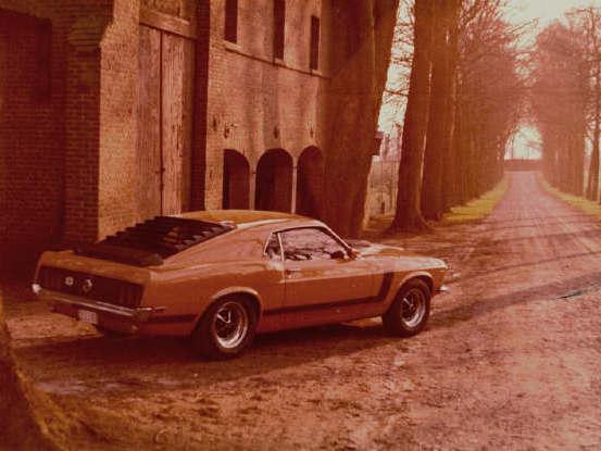 La prochaine génération de Ford Mustang aussi pour l'Europe ?
