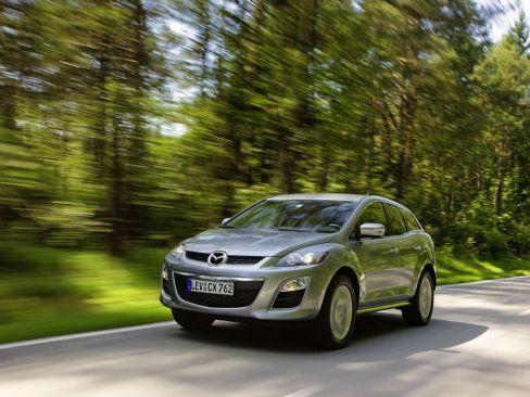 Mazda6 et CX-7: une offre actualisée