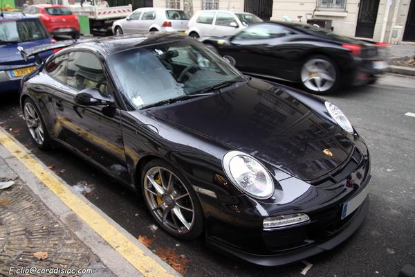 Photos du jour : Porsche 997 GT3 phase 2