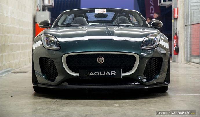 Photos du jour : Jaguar F-Type Project 7 (Exclusive Drive)