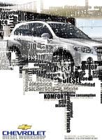 Chevrolet lance un concours de dessin à travers l'Europe