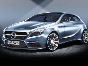 Future Mercedes A25 AMG: plus de 335 ch et 4 roues motrices