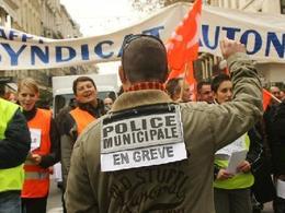 Les policiers municipaux en grève illimitée de PV à partir du 1er mai