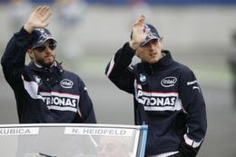 F1 BMW Sauber : Kubica-Heidfeld confirmés en 2009 ...