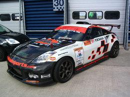 Nissan 350 Z SVA : Pour le drift