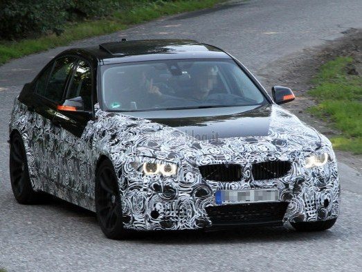 La prochaine BMW M3 en vidéo