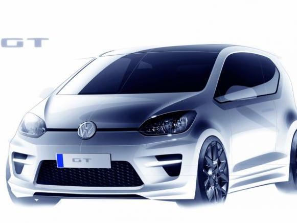 Une Volkswagen Up! Turbo pour le printemps ?