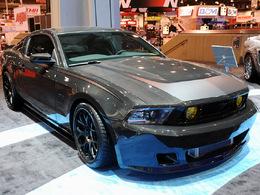 Ford veut démocratiser la fibre de carbone sur ses autos