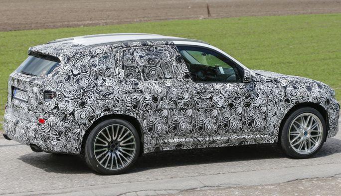 BMW : le X3 M donne de la voix
