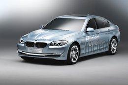 D'autres infos sur le nouveau BMW Concept 5 Series ActiveHybrid