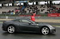 Michael Schumacher sur le Ring en Ferrari California [Vidéo]