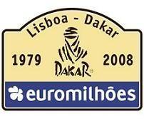 Ludivine Puy en route pour Dakar.