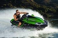 """Nouveauté 2014: Kawasaki met du """"Ninja"""" dans sa nouvelle gamme de Jet Ski"""